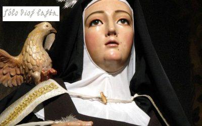 Vigilia de oración con Teresa de Jesús