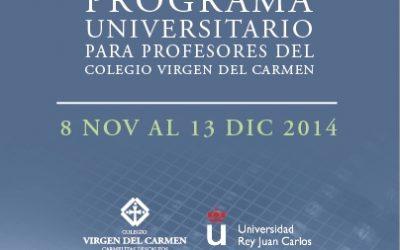 Programa Universitario en Educación con Dispositivos Móviles