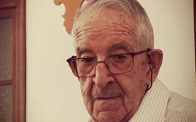 El P. Saturio Angulo Castro falleció el pasado 4 de octubre