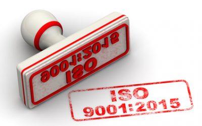 Nuestro Colegio entre los dos primeros de Andalucía en conseguir el certificado de calidad ISO 9001.2015