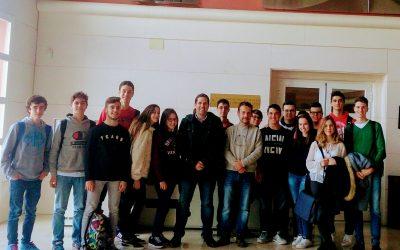 Visita al SCAI de la Universidad de Córdoba