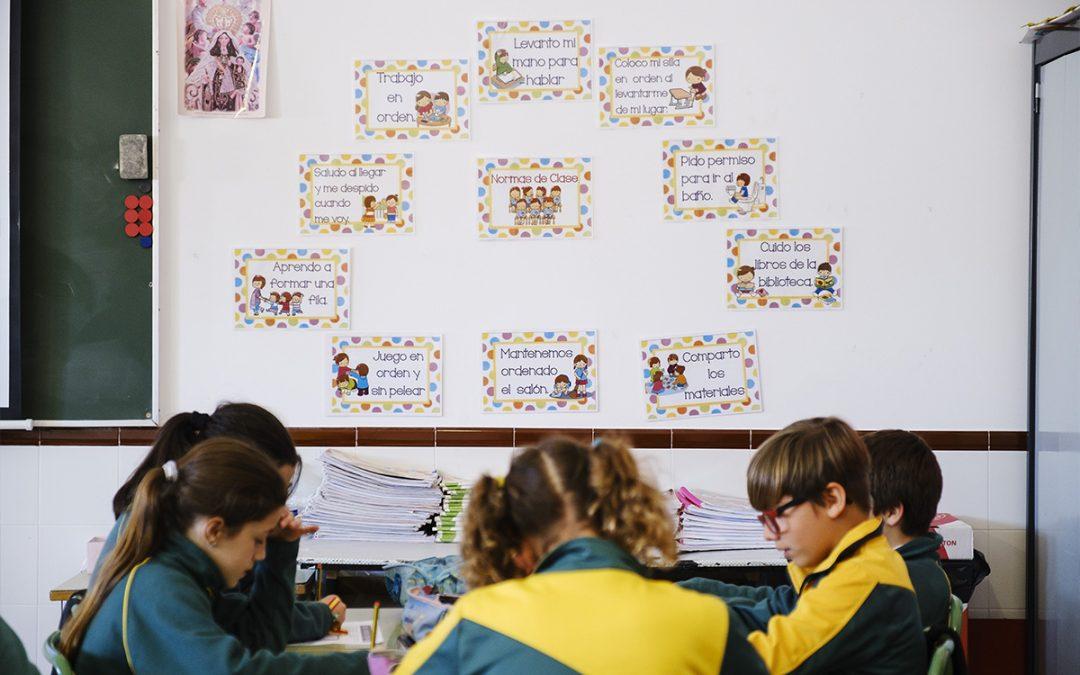 Nuestras aulas e instalaciones