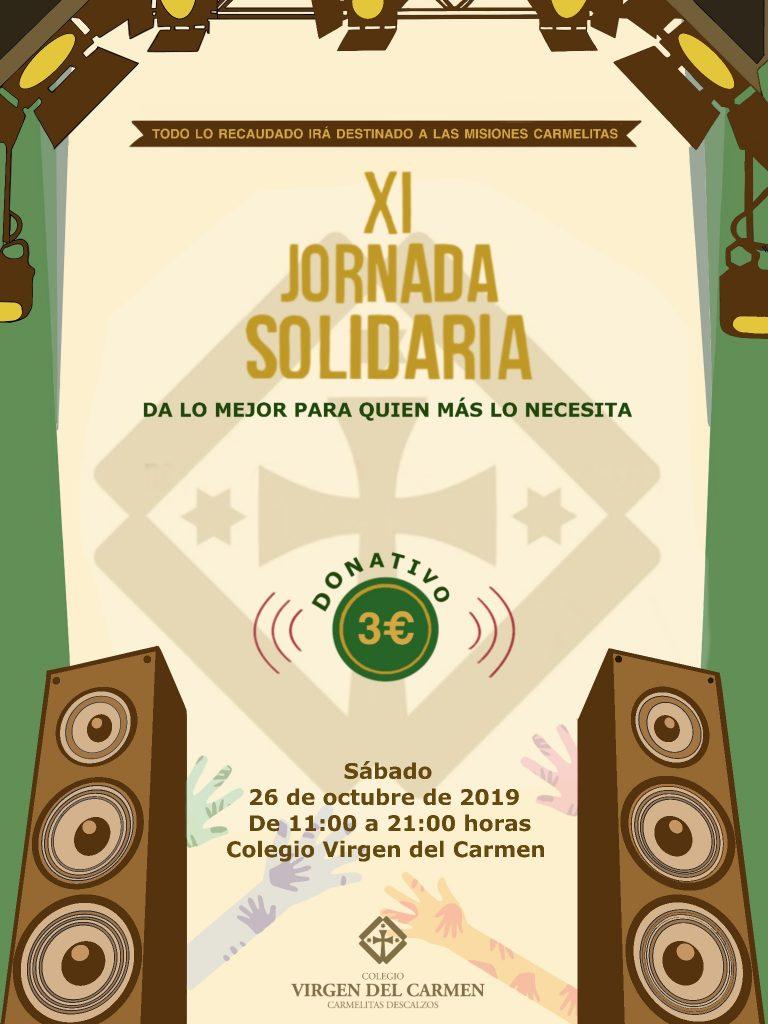 XI Jornada Solidaria
