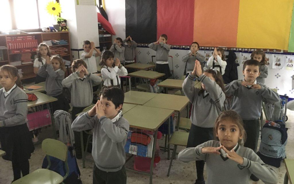ABP en Primaria en el Colegio Virgen del Carmen de Córdoba (Carmelitas Descalzos)